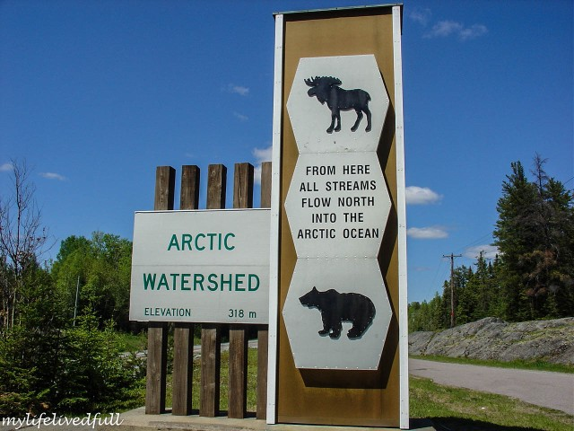 arctic watershed