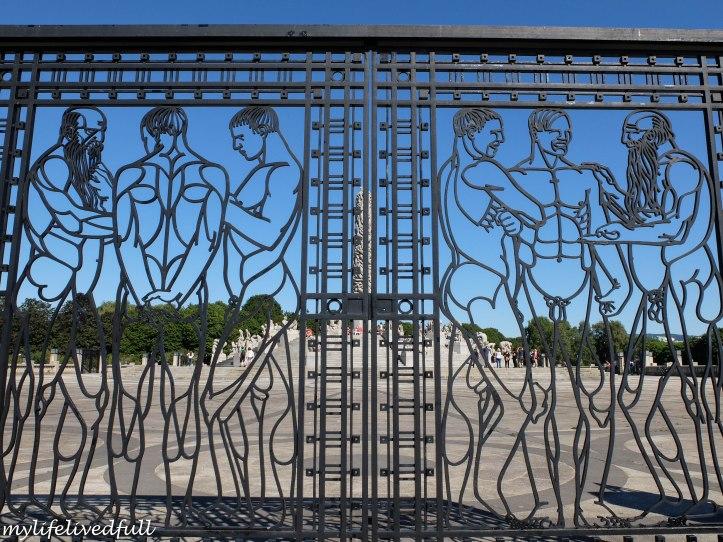 Oslo - doors