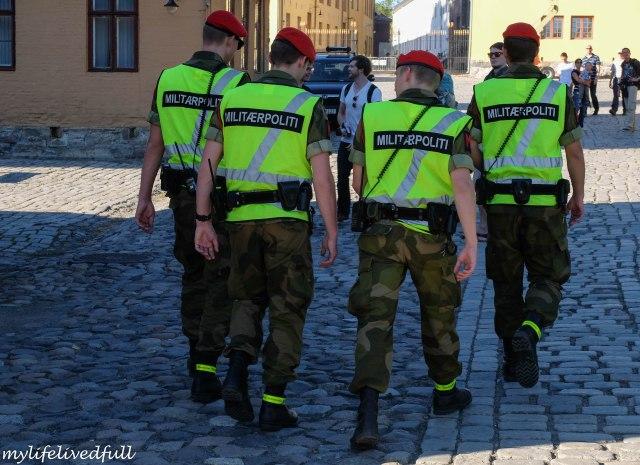 Oslo - military