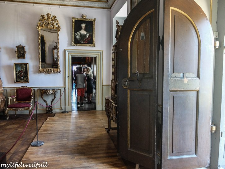 Rosenburg Castle - Copenhagen