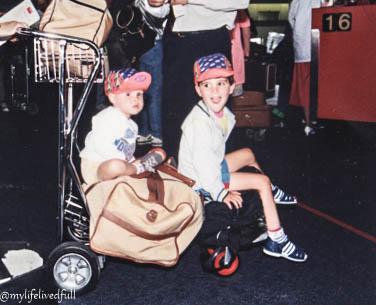 Travel 1991