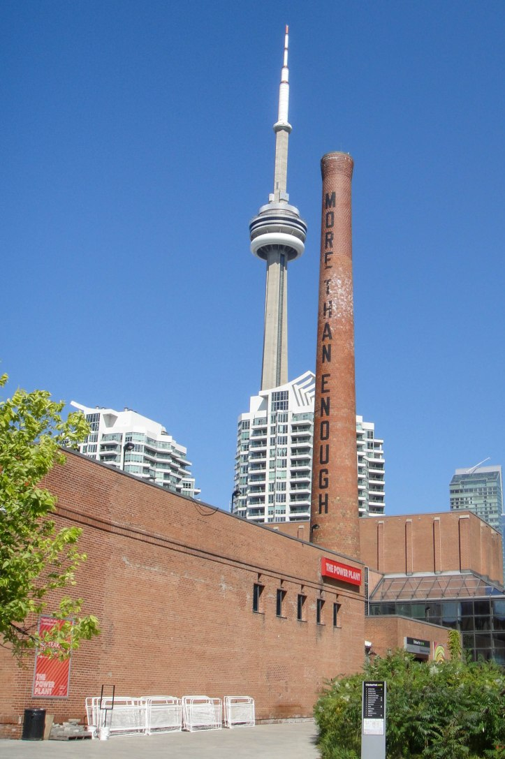 T = CN Tower
