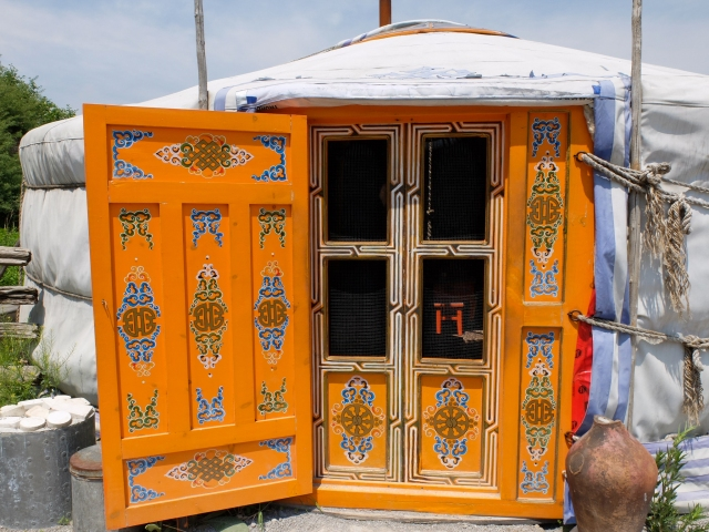 Zoo - yurt