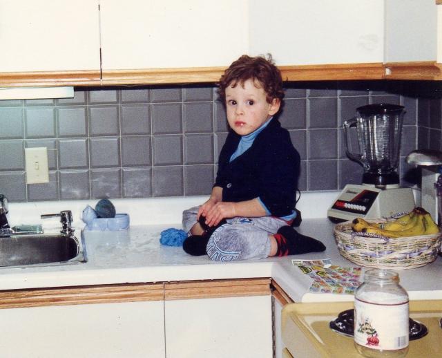 Misha - kitchen