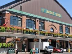 Historic St Lawrence Market