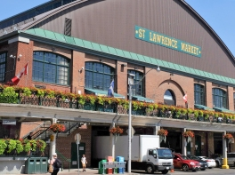 Historic St Lawrence Market