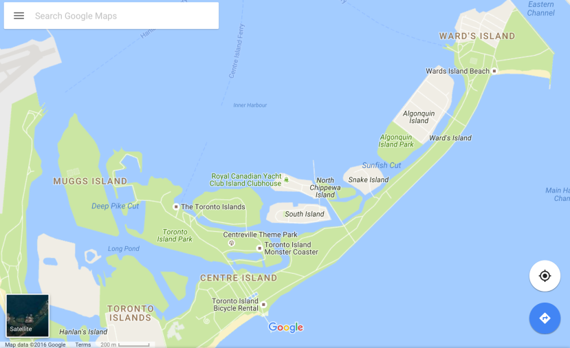 toronto-island-photo