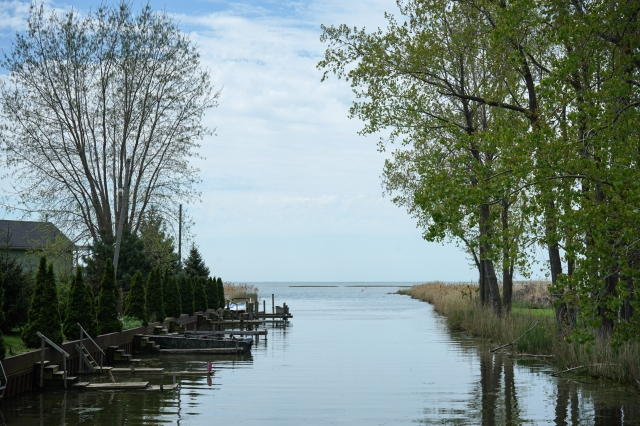 Mitchell's Bay - canal2