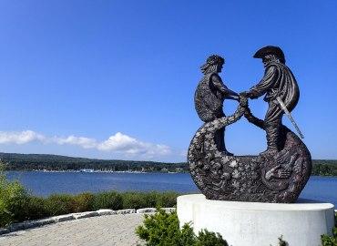 Penetanguishene - Champlain Heritage Park