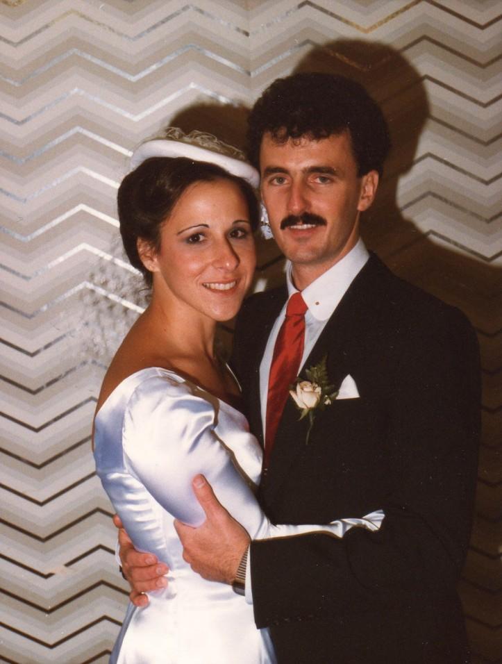 Wedding 1983