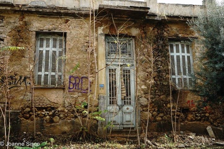 Greece - Door