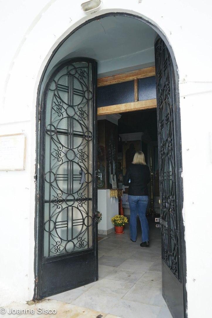 Greece - Doors Part 2 -4 Mt Lycabettus