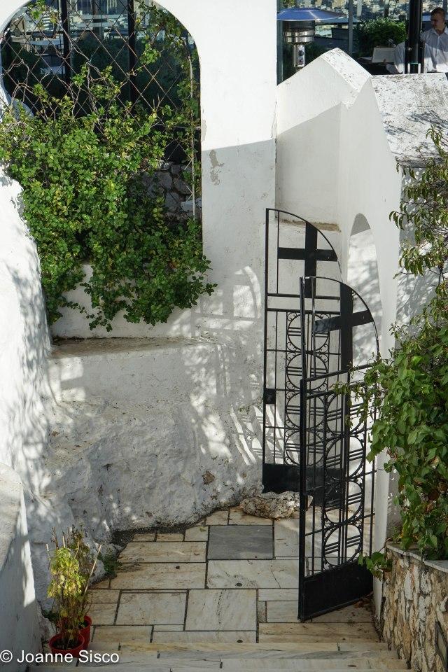 Greece - Doors Part 2 -4 Mt Lycabettus3