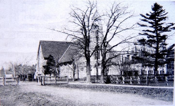 Church of the redeemer - 1885