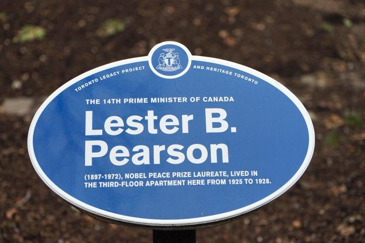 Annex - Lester B. Pearson