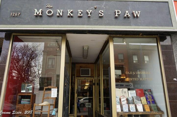 Monkey's Paw4