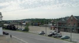 2011 - Cochrane (Ont). My home town.