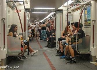 2014 - Toronto subway