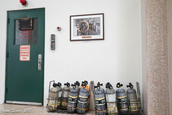 Harris water plant - door