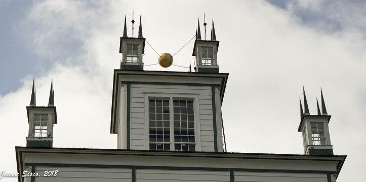 Sharon Temple - golden globe