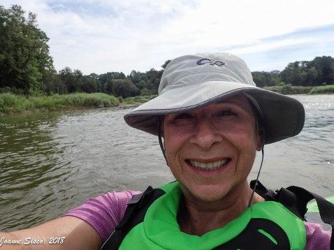 One last kayak trip ...