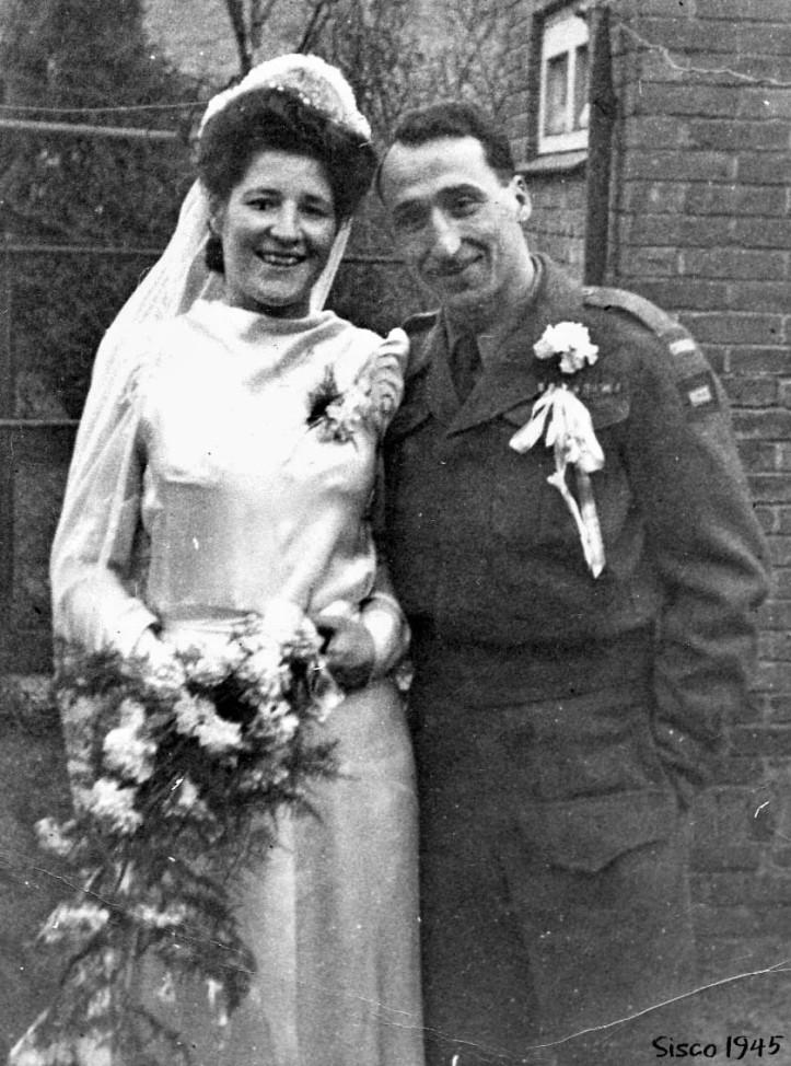Mom & Dad 1945