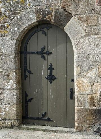 Mont St-Michel - door2