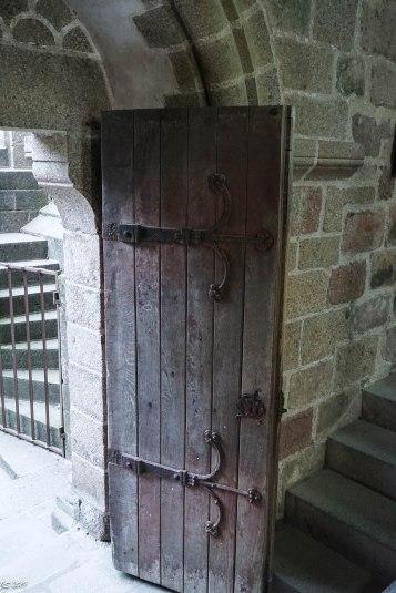 Mont St-Michel - door3