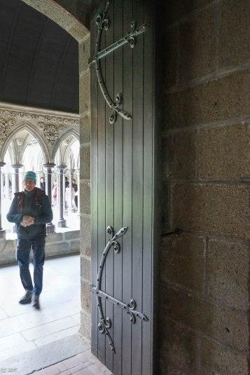 Mont St-Michel - door5