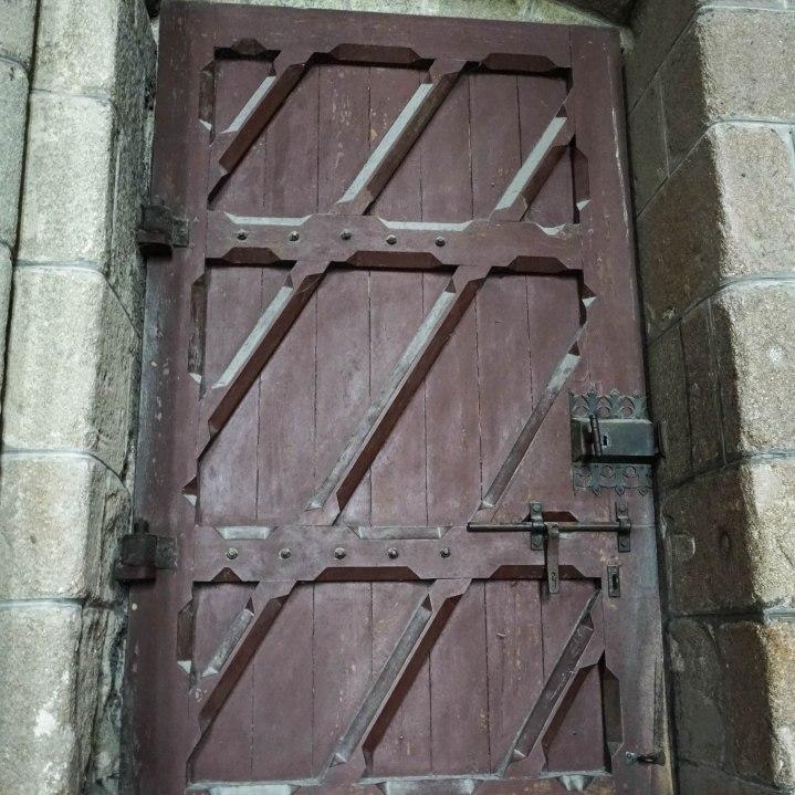 Mont St-Michel - door6